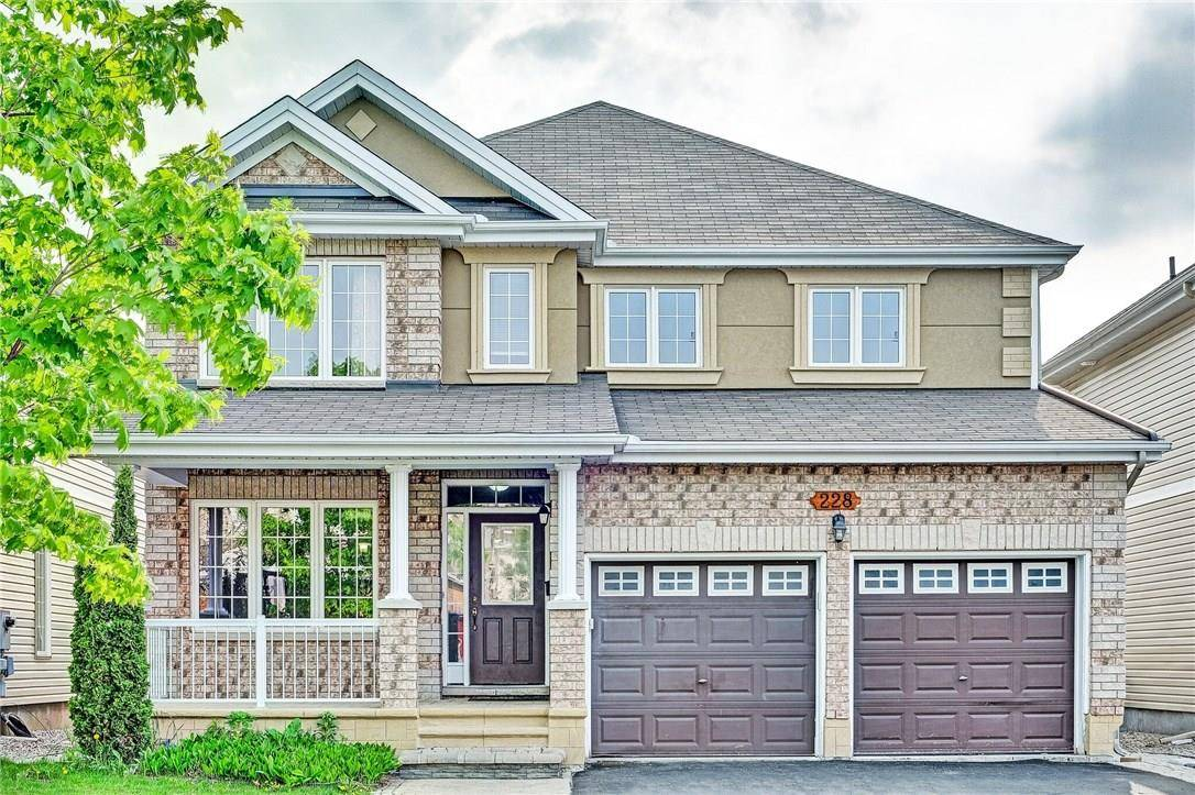 House for sale at 228 Hidden Meadow Ave Ottawa Ontario - MLS: 1154538