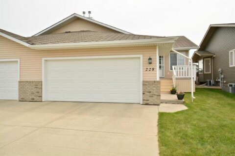 Townhouse for sale at 228 Hillvale Cres Strathmore Alberta - MLS: A1047895