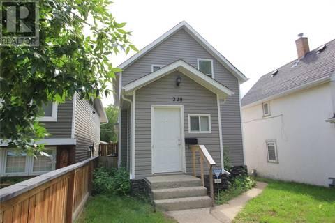 House for sale at 228 J Ave N Saskatoon Saskatchewan - MLS: SK778453