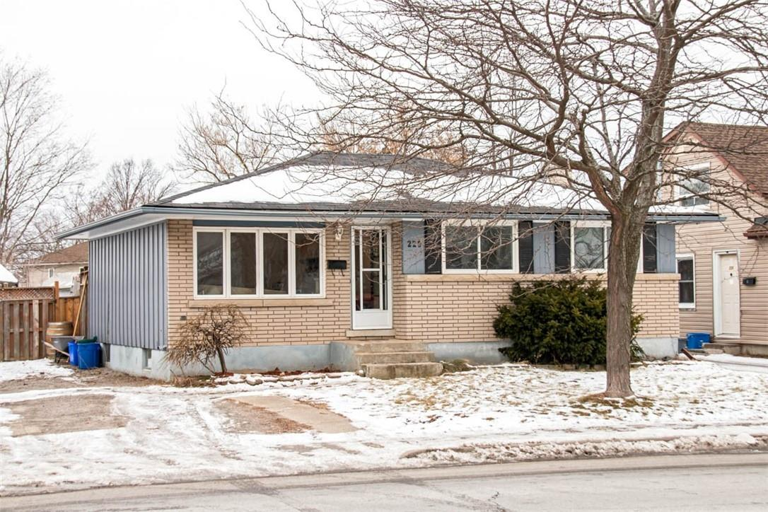 Removed: 228 Pelham Road, St Catharines, ON - Removed on 2020-01-31 05:51:17