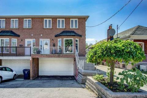 Townhouse for sale at 228 Rosethorn Ave Toronto Ontario - MLS: W4517761