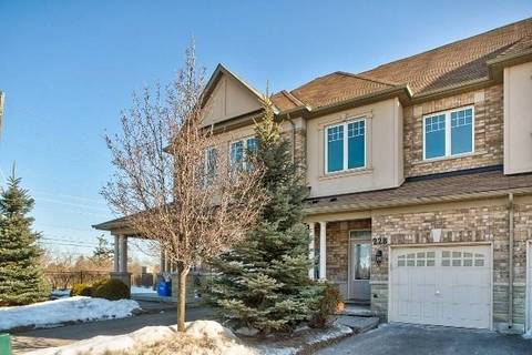 Townhouse for sale at 228 Southdown Ave Vaughan Ontario - MLS: N4714154