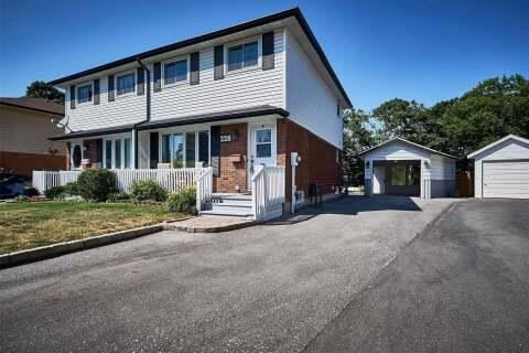Townhouse for sale at 228 Tamarack Ct Oshawa Ontario - MLS: E4820823