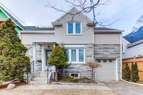 House for rent at 228 The Kingsway  Toronto Ontario - MLS: W4403662