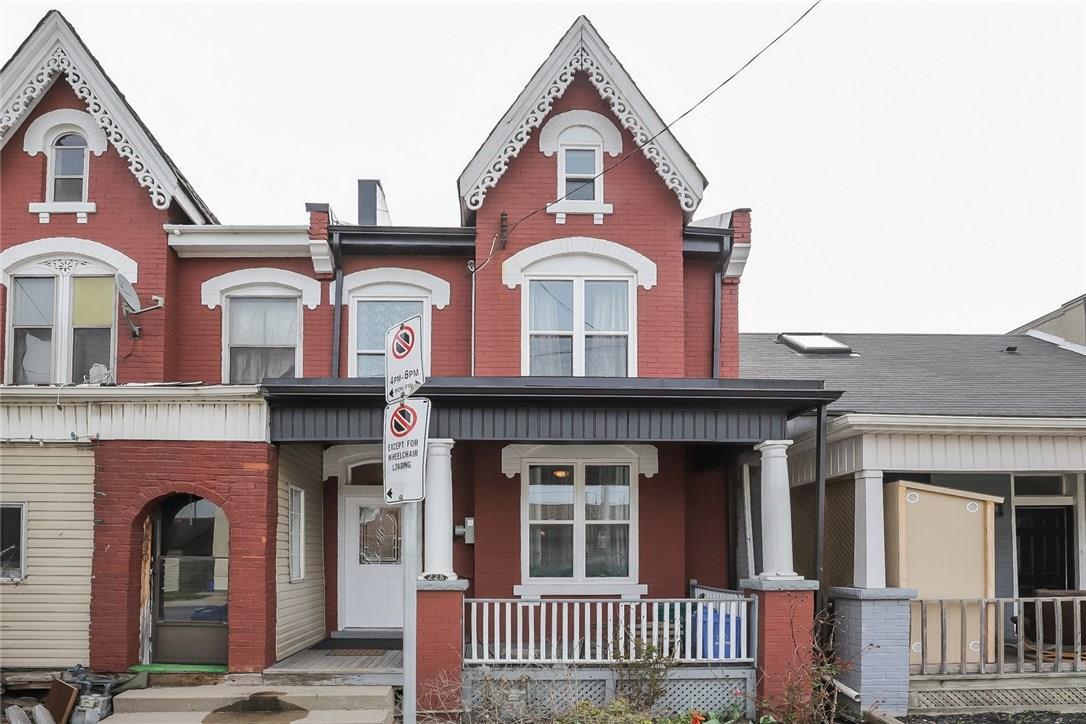 For Sale: 228 Wellington Street N, Hamilton, ON | 3 Bed, 2 Bath House for $369,850. See 20 photos!