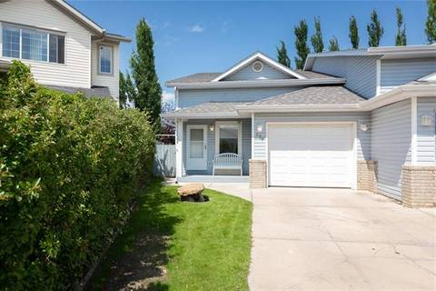 Townhouse for sale at 228 Willowbrook Cs Northwest Airdrie Alberta - MLS: C4259081