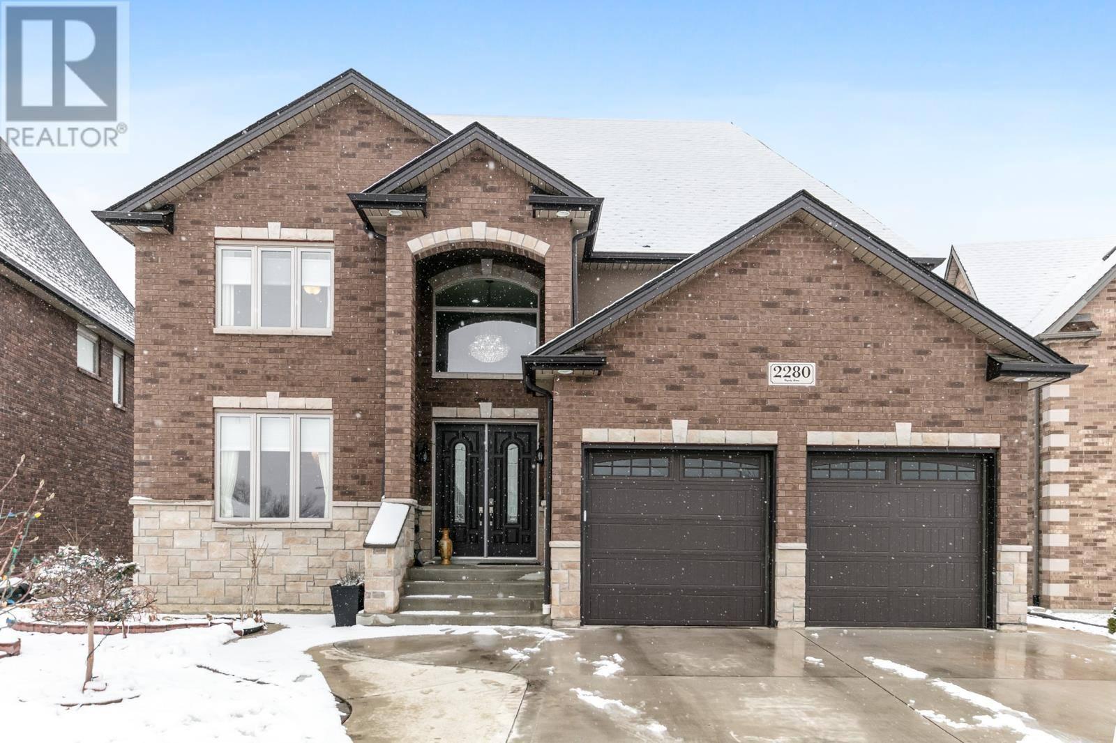 House for sale at 2280 Dandurand  Windsor Ontario - MLS: 20001848