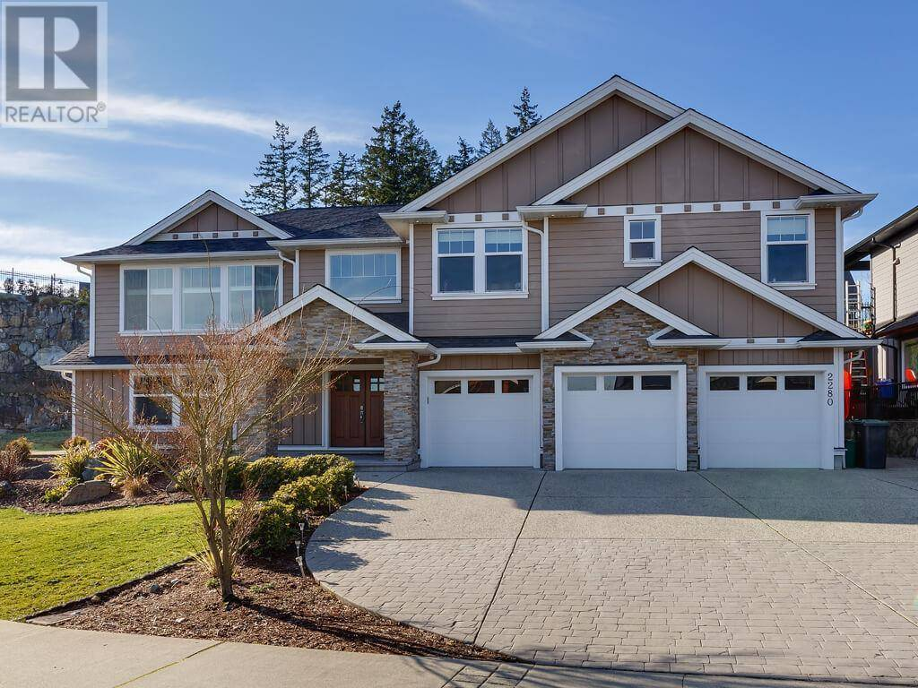 House for sale at 2280 Nicklaus Dr Victoria British Columbia - MLS: 414473