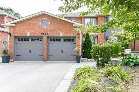 House for sale at 2280 Towne Blvd Oakville Ontario - MLS: W4701519