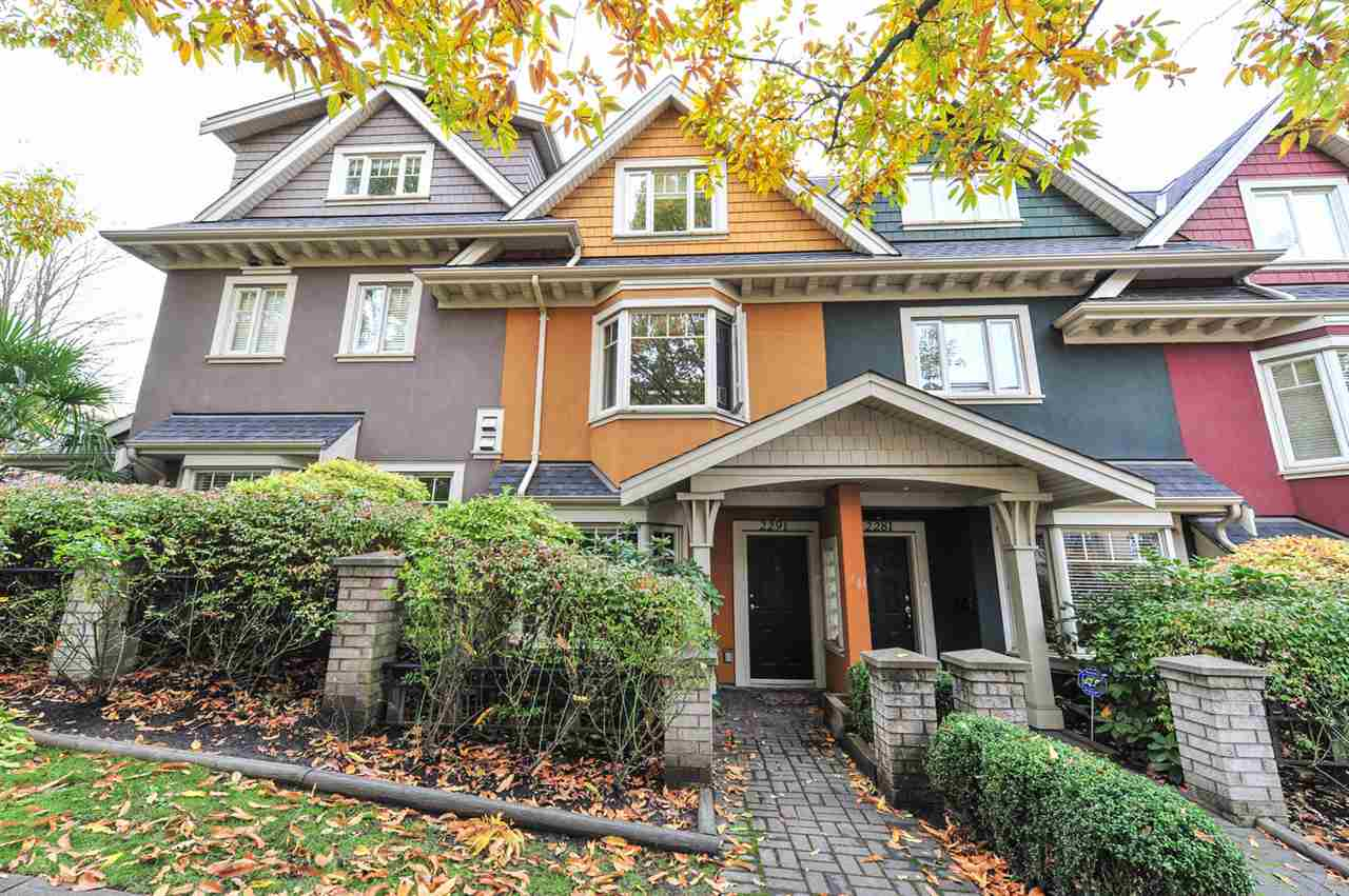 Sold: 2281 Carolina Street, Vancouver, BC