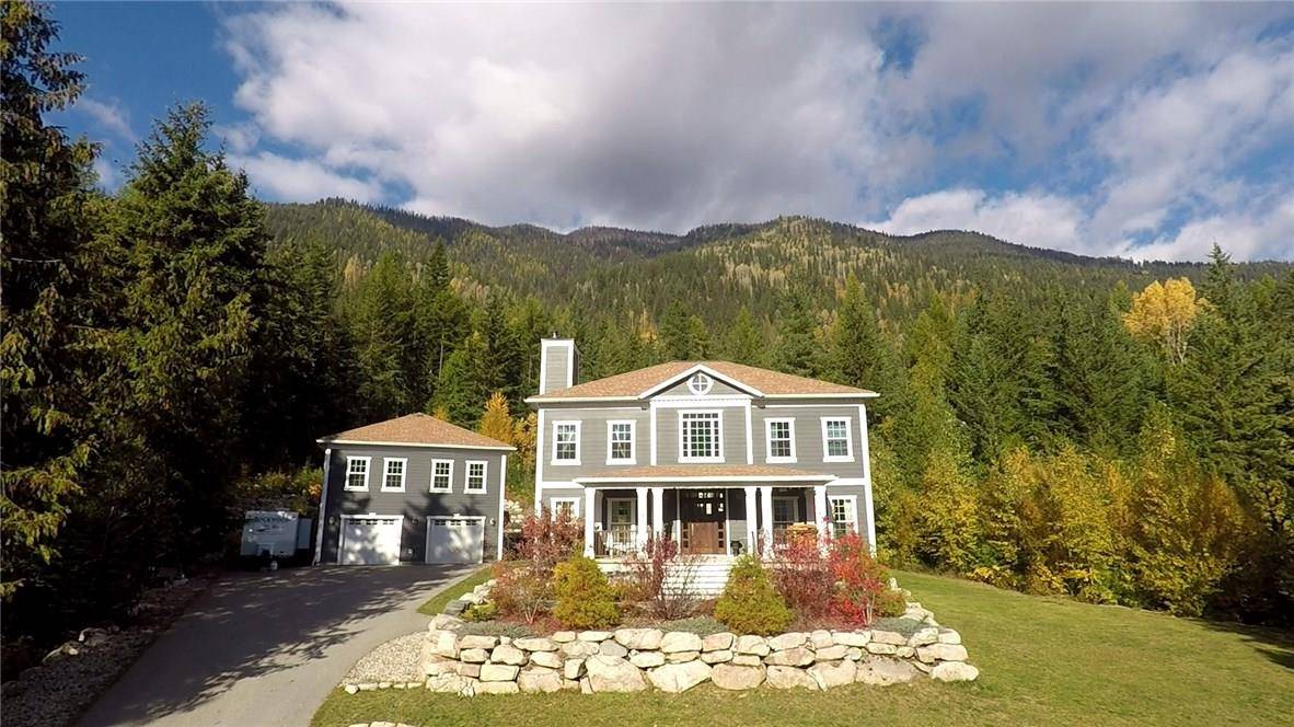House for sale at 2281 Pez Rd Nelson British Columbia - MLS: 2436758