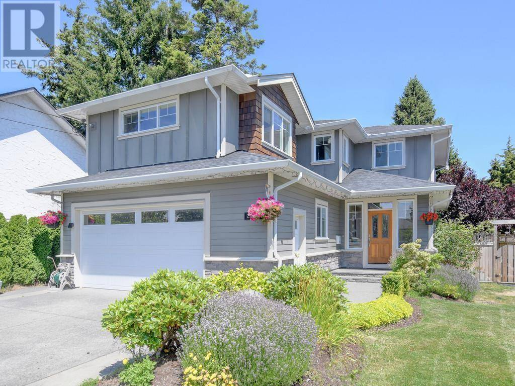 House for sale at 2282 Edgelow St Victoria British Columbia - MLS: 413949