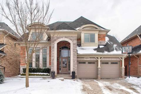 House for sale at 2284 Lyndhurst Dr Oakville Ontario - MLS: W4705113