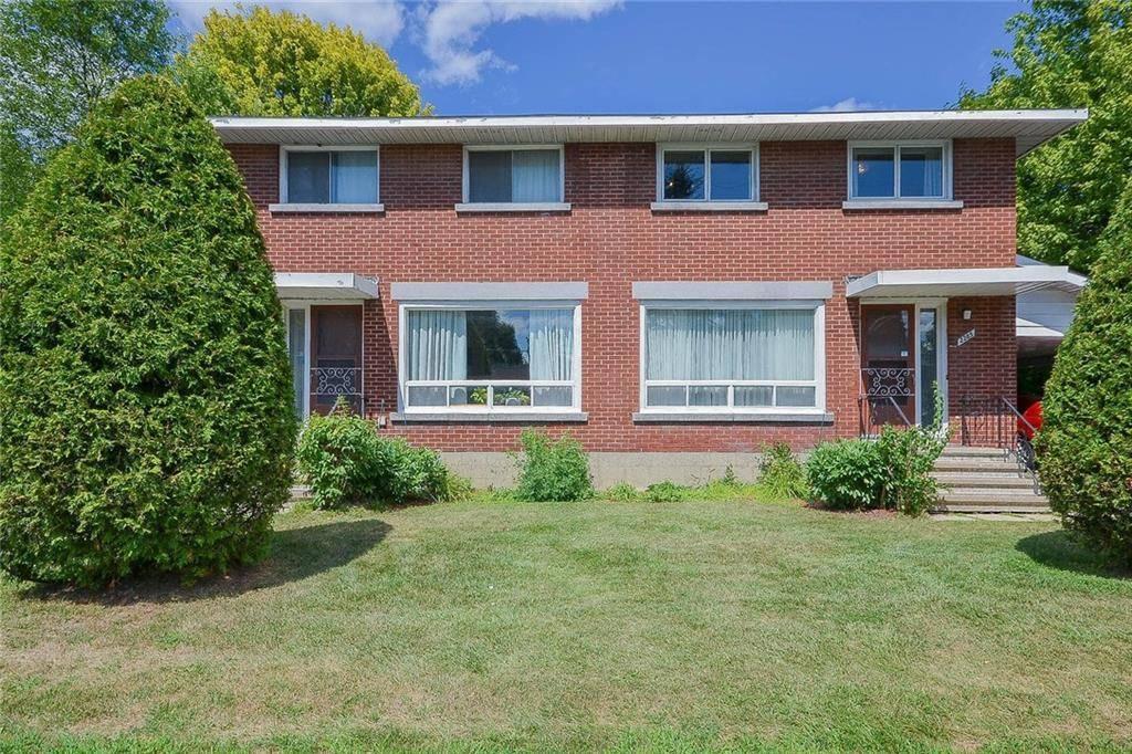 Townhouse for sale at 2287 Iris St Unit 2285 Ottawa Ontario - MLS: 1166074