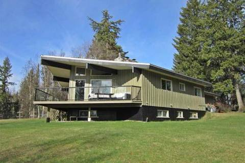 House for sale at 2285 Blackwater Rd Quesnel British Columbia - MLS: R2363193