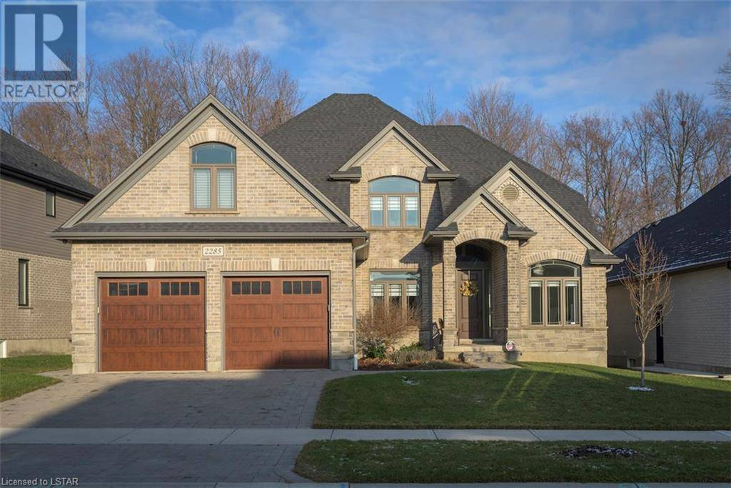 House for sale at 2285 Dauncey Cres London Ontario - MLS: 240504