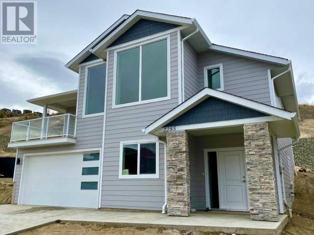 House for sale at 2285 Grasslands Blvd Kamloops British Columbia - MLS: 153583