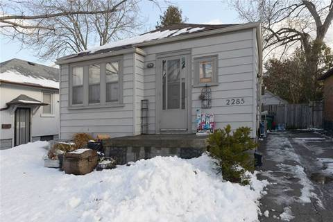House for sale at 2285 Lawrence Ave Toronto Ontario - MLS: W4688729