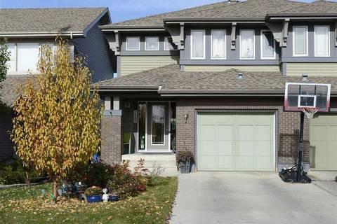 Townhouse for sale at 2287 Austin Wy Sw Edmonton Alberta - MLS: E4140055