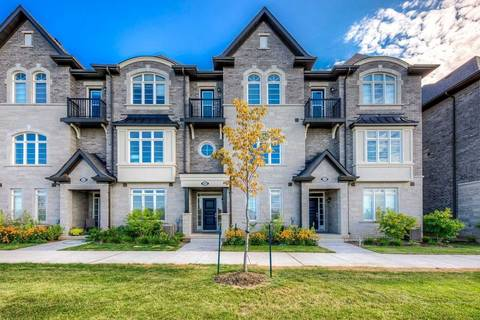 Townhouse for sale at 2287 Khalsa Gt Oakville Ontario - MLS: W4573368