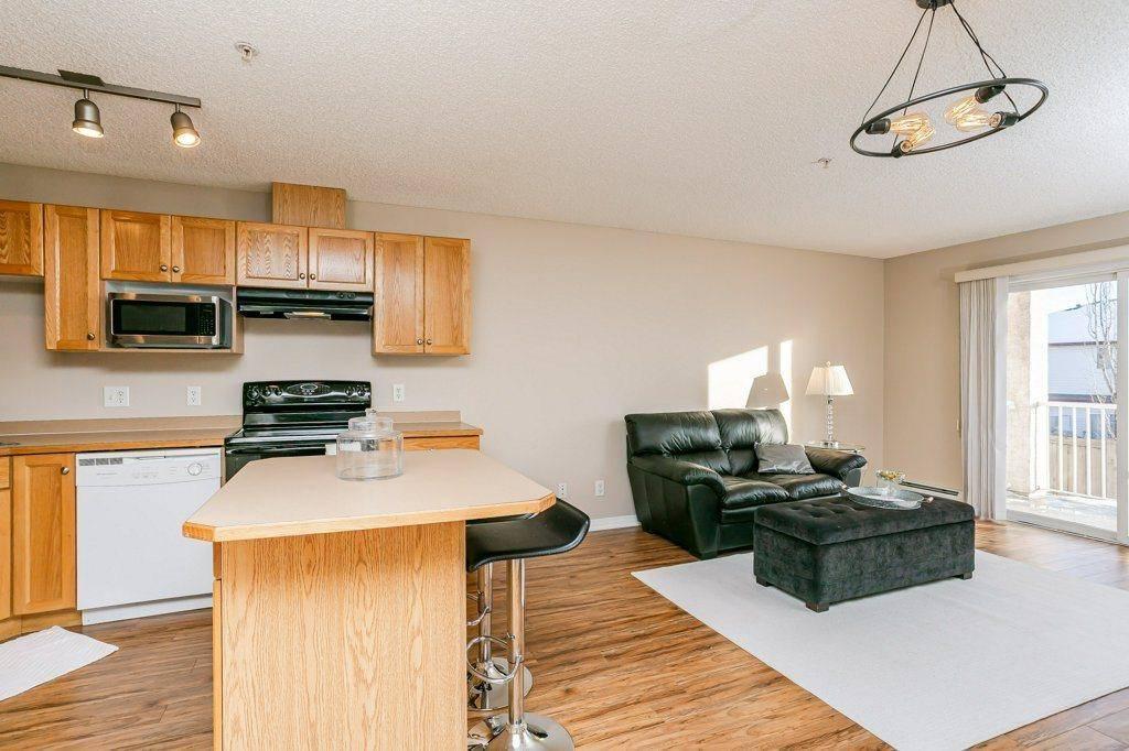 Condo for sale at 16221 95 St Nw Unit 229 Edmonton Alberta - MLS: E4186145