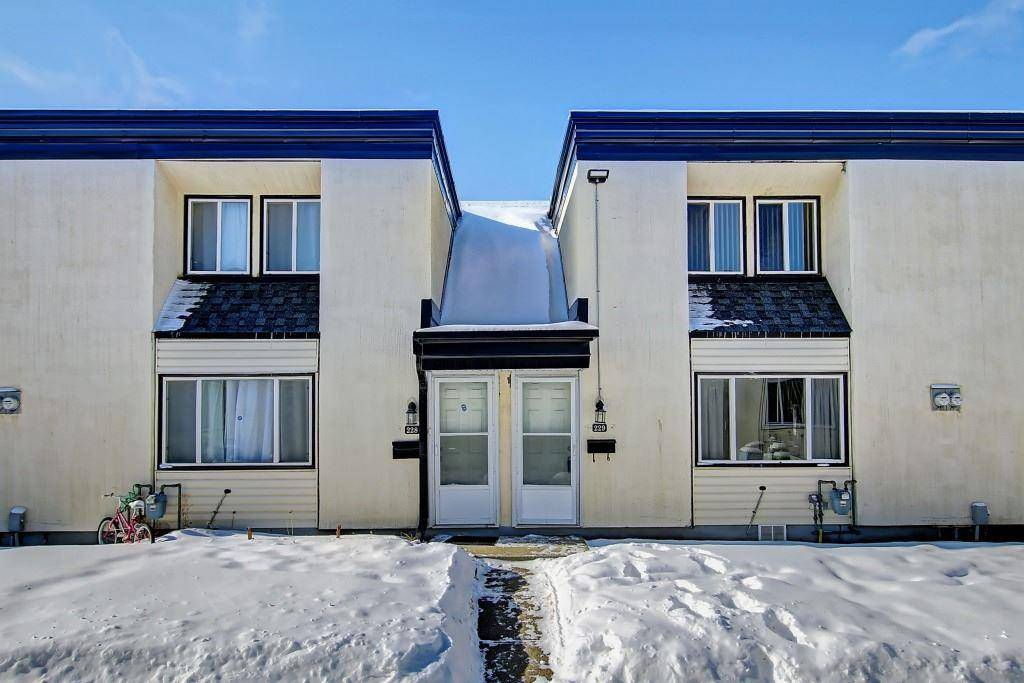 Townhouse for sale at 3307 116a Ave Nw Unit 229 Edmonton Alberta - MLS: E4187954