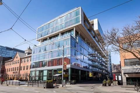 Condo for sale at 560 King St Unit 229 Toronto Ontario - MLS: C4740116
