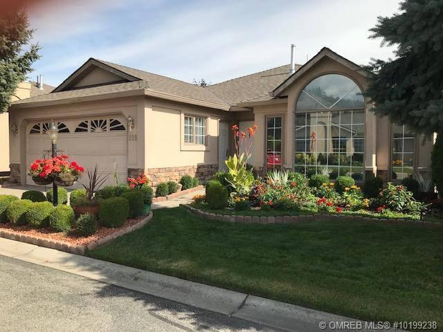 House for sale at 595 Yates Rd Unit 229 Kelowna British Columbia - MLS: 10199238