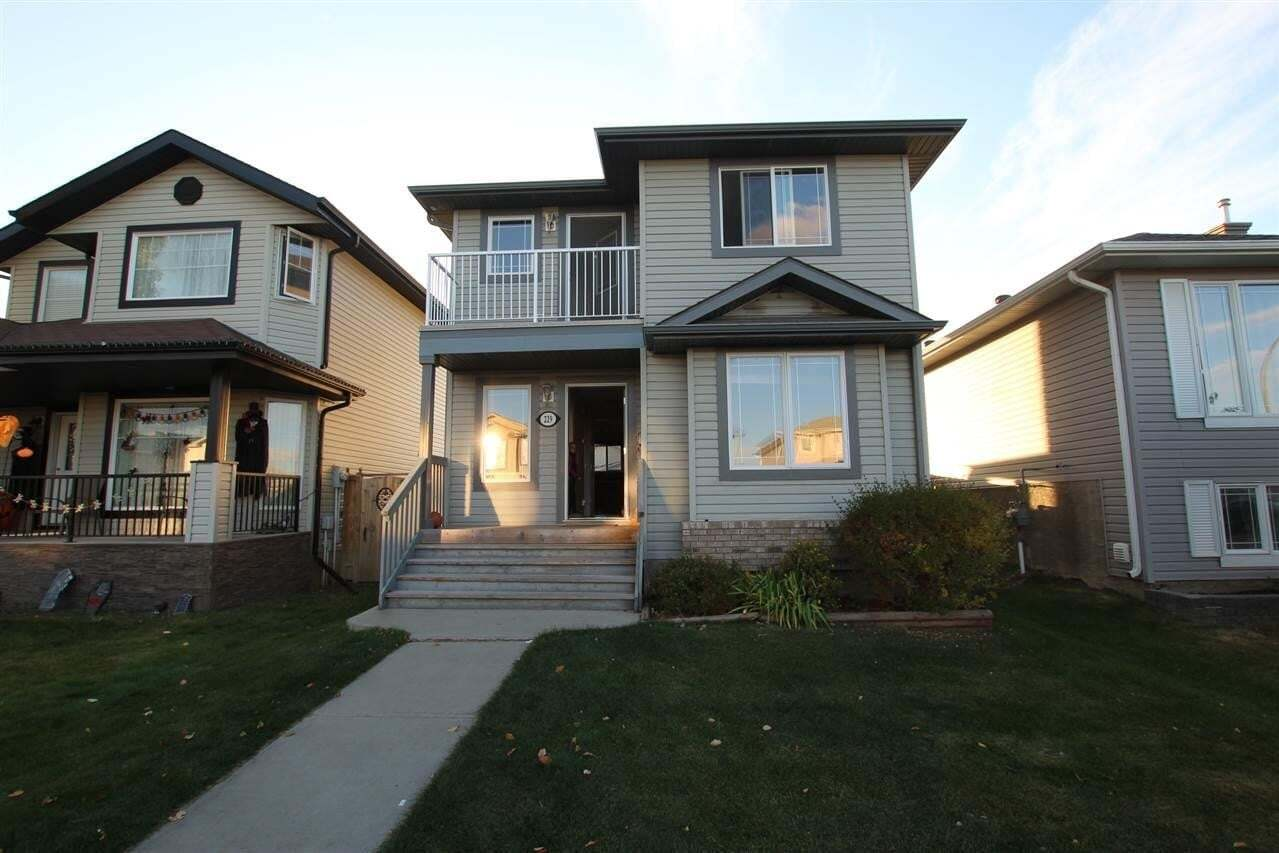 House for sale at 229 Brookview Wy Stony Plain Alberta - MLS: E4212128