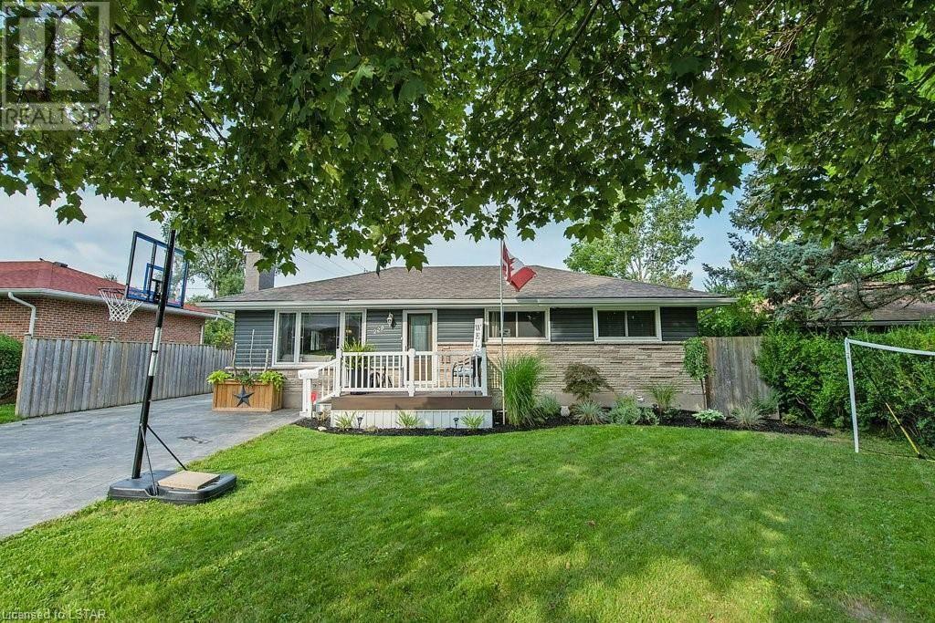 House for sale at 229 Burlington St London Ontario - MLS: 221141