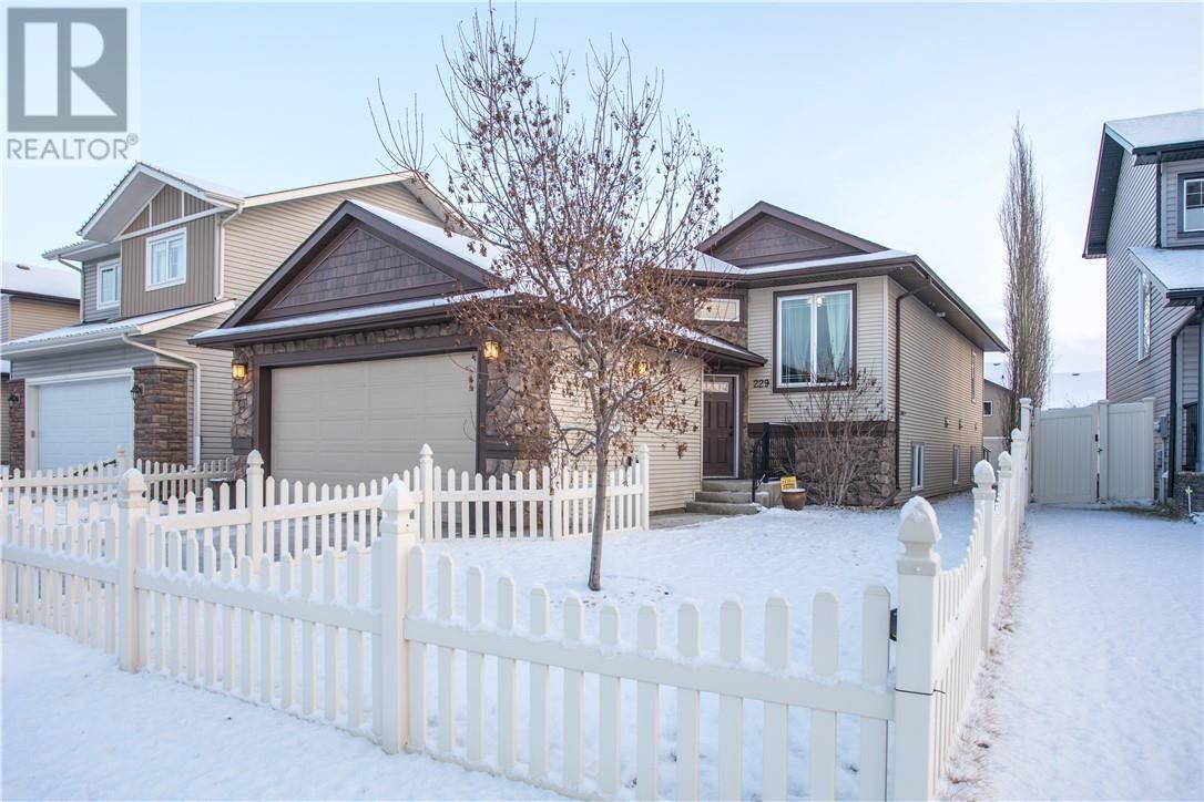 House for sale at 229 Carrington Dr Red Deer Alberta - MLS: ca0182792
