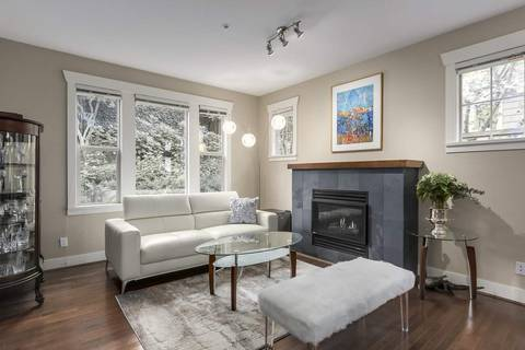 Townhouse for sale at 229 Queens Rd E North Vancouver British Columbia - MLS: R2362718
