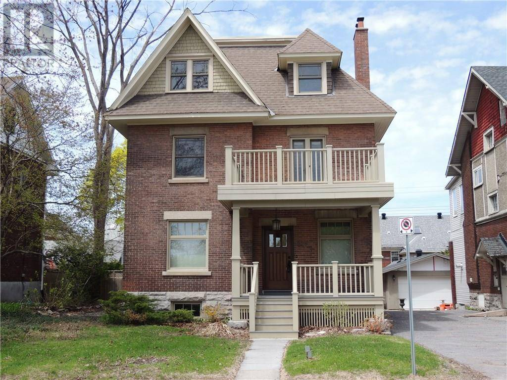 House for rent at 229 Glebe Ave Ottawa Ontario - MLS: 1174613