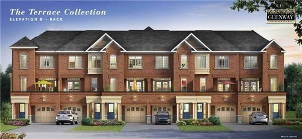 Townhouse for sale at 229 Harding Park St Newmarket Ontario - MLS: N4382425