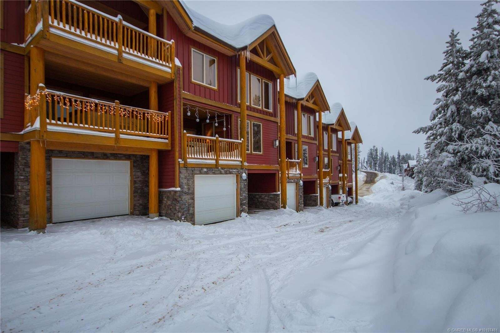 Townhouse for sale at 229 Kettle View Rd Big White British Columbia - MLS: 10197481