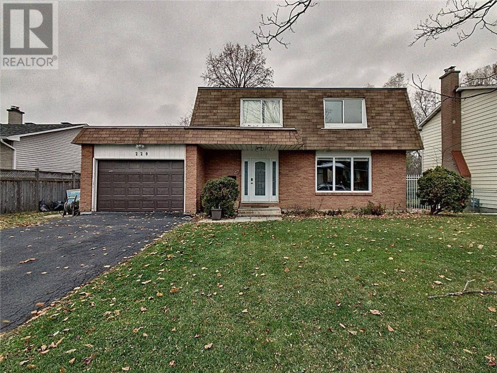 House for sale at 229 Lincoln Heights Rd Ottawa Ontario - MLS: 1175540