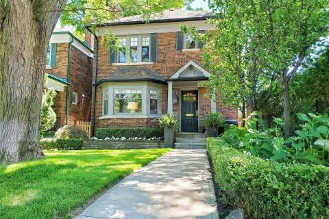 Townhouse for sale at 229 Manor Rd Toronto Ontario - MLS: C4802896