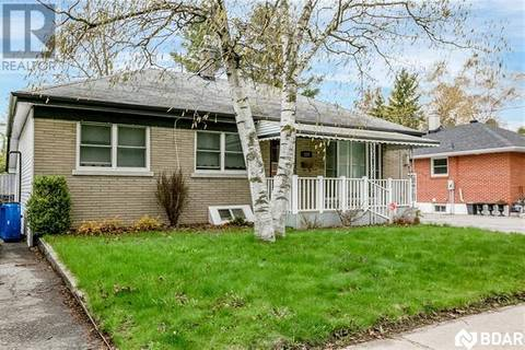 House for sale at 229 Napier St Barrie Ontario - MLS: 30732463