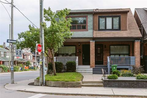 Townhouse for sale at 229 Riverdale Ave Toronto Ontario - MLS: E4601293