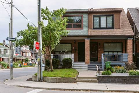 Townhouse for sale at 229 Riverdale Ave Toronto Ontario - MLS: E4640487