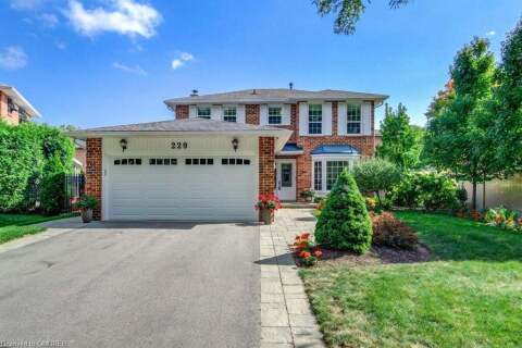 House for sale at 229 Riverview St Oakville Ontario - MLS: 40021636