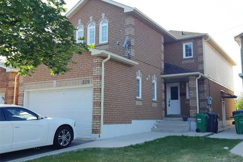 House for sale at 229 Timberlane Dr Brampton Ontario - MLS: W4556704
