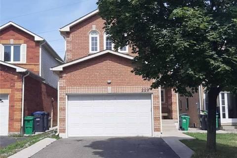 House for sale at 229 Timberlane Dr Brampton Ontario - MLS: W4632104