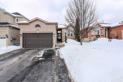 House for sale at 229 Wessenger Dr Barrie Ontario - MLS: S4690753