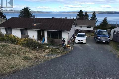 House for sale at 2290 Bayview Dr Port Mcneill British Columbia - MLS: 452533