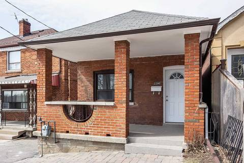 House for sale at 2290 Dufferin St Toronto Ontario - MLS: W4407543