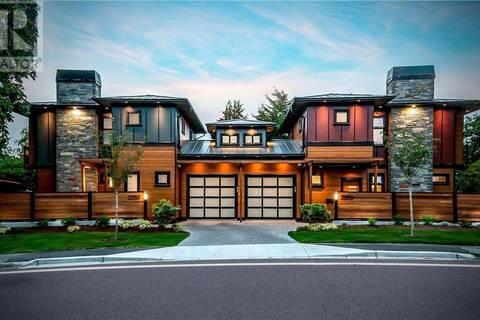 Townhouse for sale at 2290 Estevan Ave Victoria British Columbia - MLS: 405381