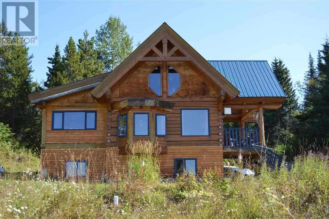 House for sale at 22901 Hill Rd Smithers British Columbia - MLS: R2500263