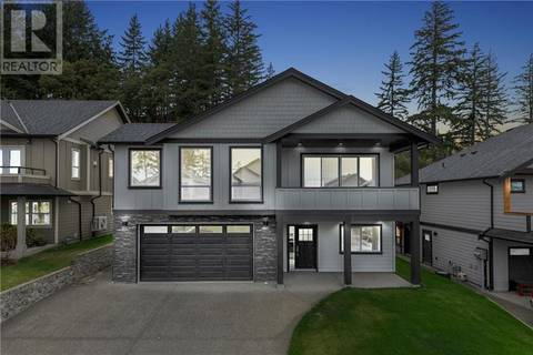 House for sale at 2292 Mountain Heights Dr Sooke British Columbia - MLS: 413354
