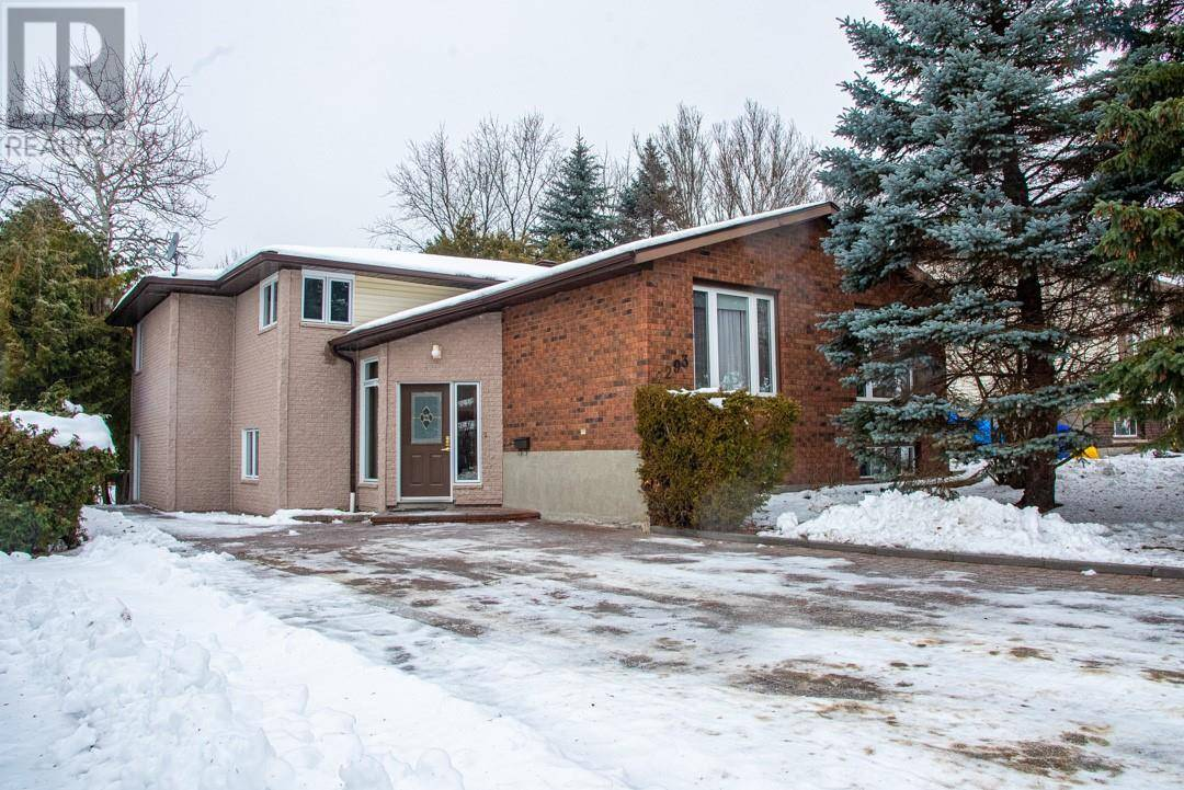 House for sale at 2293 Muriel  Sudbury Ontario - MLS: 2083675